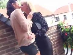 Lesbians Pissing 15
