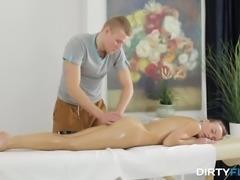 Dirty Flix - Dream pussy deep oil massage