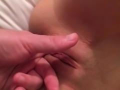 AMATEUR 18YO BIKINI NICE HANDJOB FUCKING AND ORAL POV