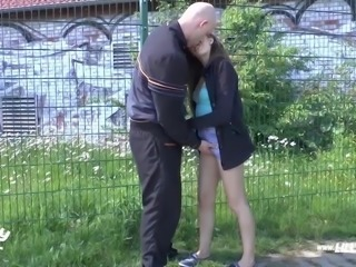 Outdoor Public Doggystyle Amateur Pov German Compilation
