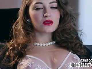 Dani Daniels: a sex crazed lesbian nymphomaniac who hangs out with the hottest girls around. And what do they do together, you ask? Well, everything that is naughty, filthy, kinky or exciting in any way.