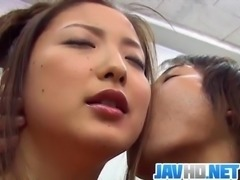 Katsumi Matsumura enjoys sex at school with horny teacher