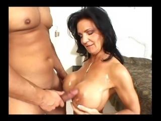 mature with big tits like anal