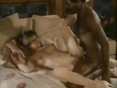 Classic Interracial Marilyn Chambers & BBC