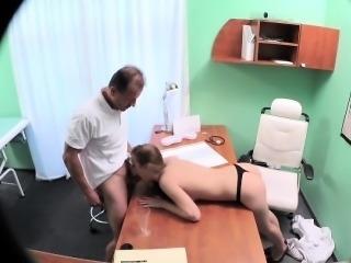 FakeHospital Nurse with a great arse sucks and fucks