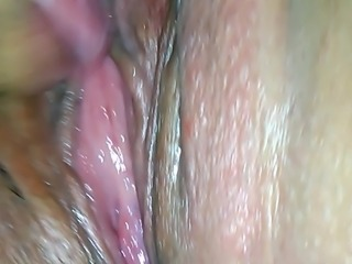 Wet Latina  squirts