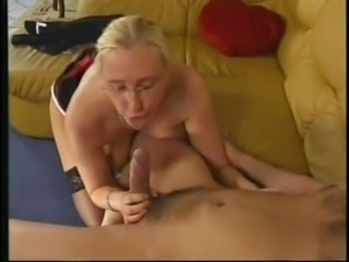 Big Tits  German Milf