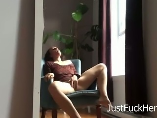 I like to masturbate and let myself get really wet