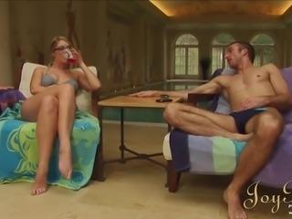 Blast in the swimming pool