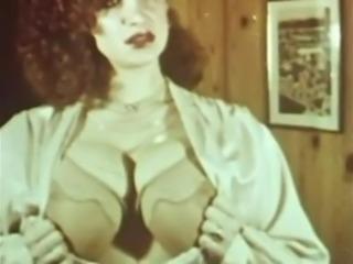 vintage slut takes huge bbc