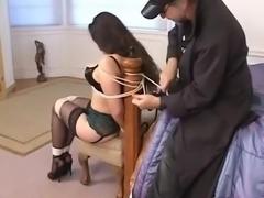 Bedroom woman