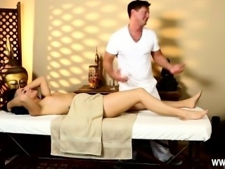 Very tricky spa of smart masseur