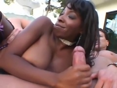 DP for sexy black girl in lingerie
