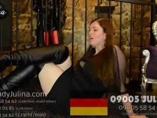 Stiefel Boot Worship Teasing JOI CEI Fetish F
