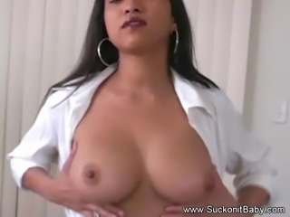 Interracial Islander Blowjob
