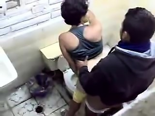 Asian Couple Found Vegetable Fucked In Toilet