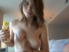 Cece Capella gets a nice creampie on your date