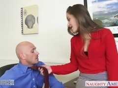 Dani Daniels - Office Slut