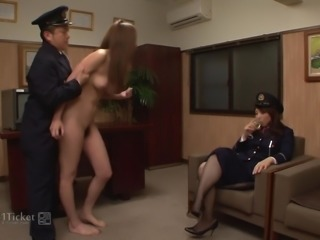 Miharu Kai's Prison Punishment (Uncensored JAV)