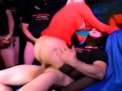 Fetish gloryhole slut