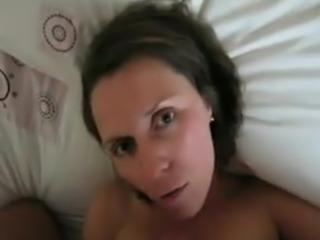 ANNE McGRORY ( facial n cum-swallow)