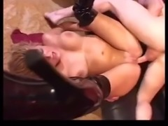 Hot Blonde Milf Wife Loves Anal