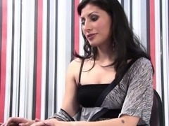 Santa Latina - Hot cock riding with lusty Colombian babe