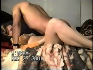 VHS hairy amateur wife young firm  perky tits quickie