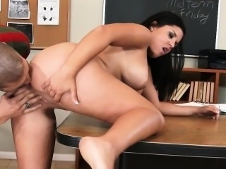 Thick Spanish Teacher Likes It Rough Missy Maze