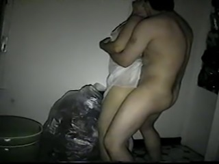 Fucking his Latina Wife