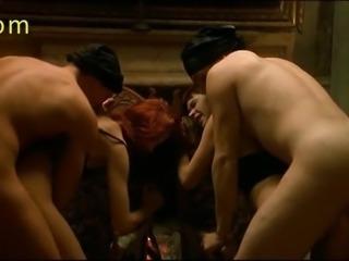 Elisabetta Cavallotti Blowjob Sex Scene In Guardami Movie
