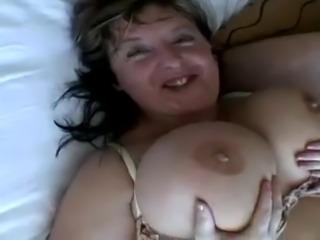Big Tittied Amateur British MILF Marie-Louise