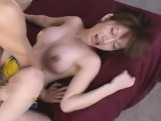 Japanese Race Queen Facials And Fucked