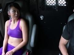 Asian Teen Karen Has It Rough