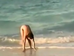 Daniels Nude about the Seaside
