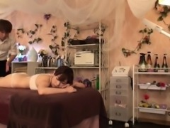 Pleasure Oil Massage Okuda Saki That Big Boobs