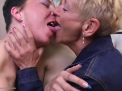 old and young lesbians gone wild