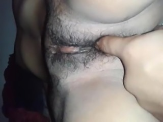 22 bf licking fingeirng