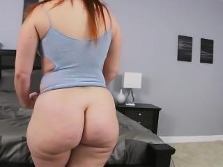 Fat butt bbw Virgo Peridot gets fucked by black cock