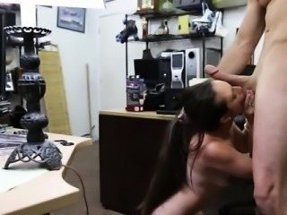 Amateur machine Whips,Handcuffs and a face full of cum.