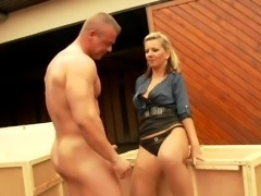 Name of Fully Clothed Sex Pornstar?