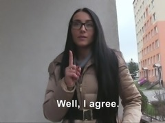 Strangers Show Their Hard Desires For Sex In Public