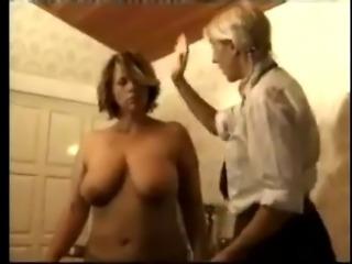 Hard Spanking Video