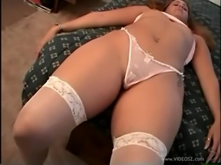 Horny MILF In A Sexy Miniskirt Gets Her Perfect Pussy Drilled