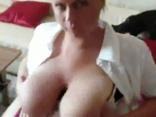 gorgeous cheating wife fucked by me
