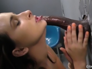 Busty Ashley gets deep cream pie from BBC