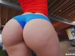 Big Ass Mandy Muse Rides BBC