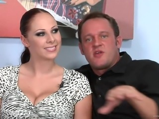 Scrumptious Gianna Michaels And Cayden Moore Swing Their Couples