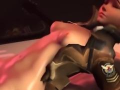 OVERWATCH 3d hentai