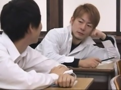 Married Woman Teacher Teaching Stained